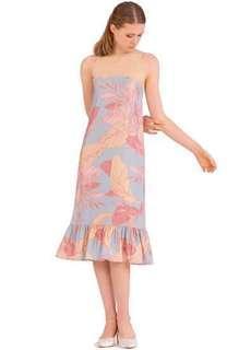 Doublewoot Dareniph Dress (pale blue)