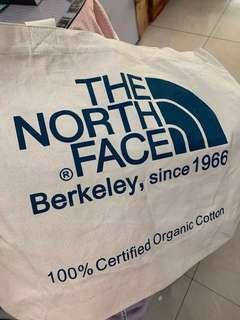 搬屋急放 100% New The North Face Tote Bag 布袋