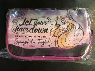 迪士尼公主化妝袋