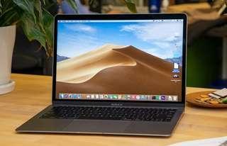 MacBook Air 2018 Touch ID 8GB Ram 128SSD