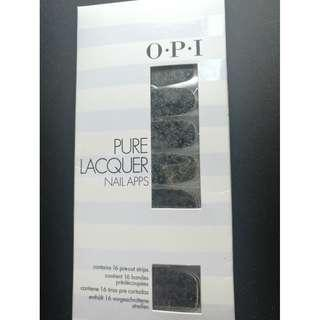 O.P.I PURE LACQUER NAIL APPS MANICURE DESIGN ARTWORK DECORATION - FROM NETHERLANDS