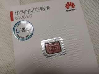 🚚 華為 NM卡 記憶卡 128GB 90MB/s