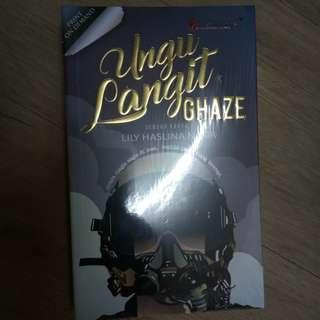 Novel pod unggu langit ghaze karya lily haslina nasir