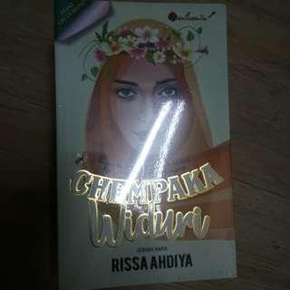 Novel pod chempaka widuri karya rissa ahdiya