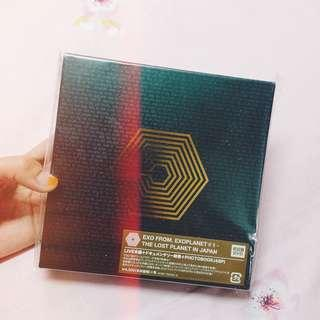 EXO 1st Concert EXO Planet in Japan DVD