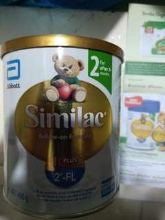 🚚 Similac Stage 2
