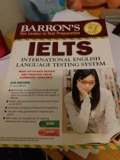 全新IELTS MOCK EXAM 練習