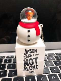 Jason Chan 陳柏宇 not alone live 2018 USB