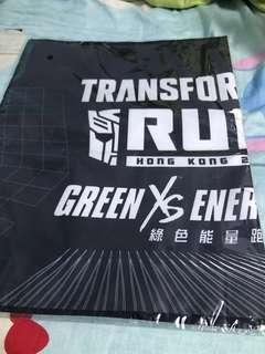 Transformers run 2018 毛巾