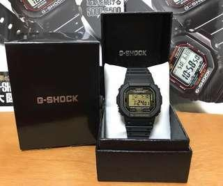 🦁EXTREMELY RARE🦁 Casio G-Shock DW5600R-3 Limited Edition 1545 Module 🤗 DW5600 🤗🤗🤗 DW 5600 🤗