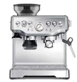 🚚 Breville BES870 the Barista Express™ Expresso Machine