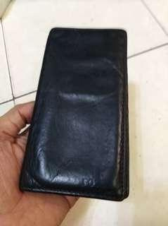 Authentic Fossil long wallet