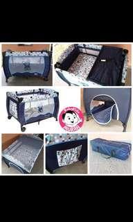 U baby cot
