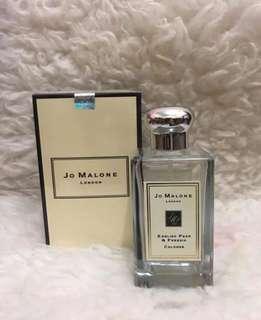 Jo Malone Perfume ori singapore