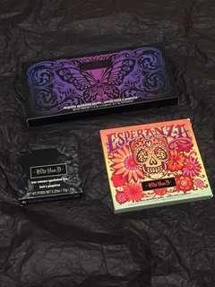 Limited Edition Kat Von D Eyeshadow Palettes