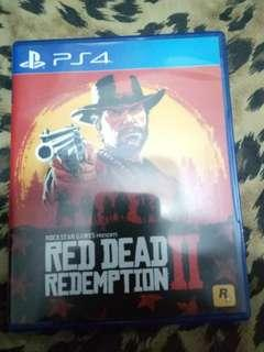 RED DEAD REDEMPTION 2 Ps4 Games