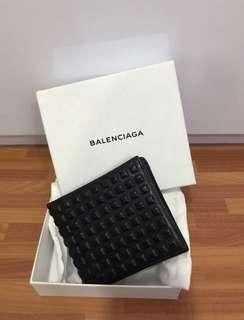 Balenciaga Wallet Black