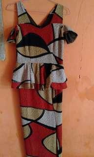 Long dress / Bahan Enak / Kekinian / sexy dress /Panjang Dress /baju penyanyi