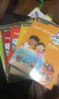 My Pals Pupil's Books (3rd ed)