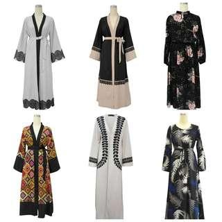 ABAYA SPECIAL SALE: 3FOR100