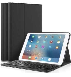 """9.7"""" Wireless Bluetooth Keyboard Case"""
