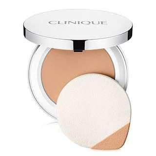 Clinique Beyond Perfecting Powder Foundation + Concealer 04 Cream Whip