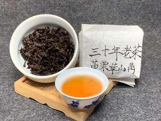 🚚 阿公的老珍藏-30年台灣老茶 [二兩]