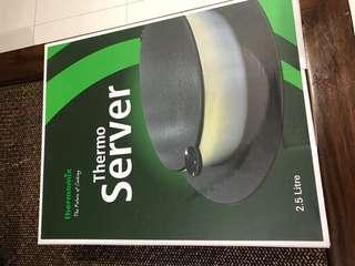 Thermomix oval server 2.5 litre