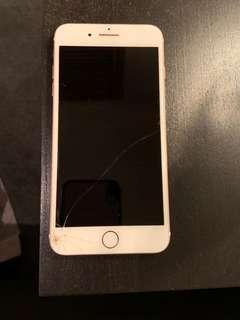 Apple iPhone 7 Plus- 128gb Rose Gold