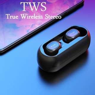 QCY - T1藍牙5.0真無線耳機 / QCY - T1 TWS Mini HiFi True Wireless Bluetooth 5.0 Earphone