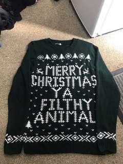 Boohoo Christmas Sweater