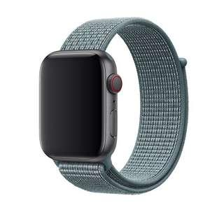 Nike Sport Loop Band for Apple Watch - Teal (Reflective)