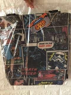 Star Wars 實用袋 starwars 環保袋