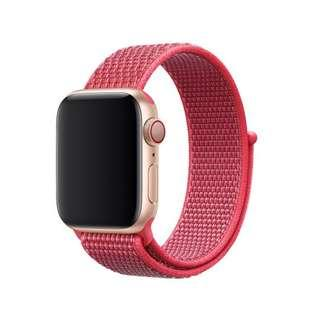 Nike Sport Loop Band for Apple Watch - Hibiscus