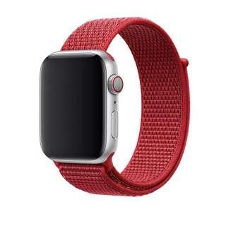 Nike Sport Loop Band Strap for Apple Watch - RED
