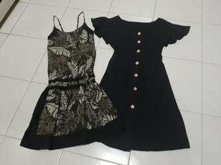 2 For $15=Brand new dress with 2different design.last page is Navy blue colour.