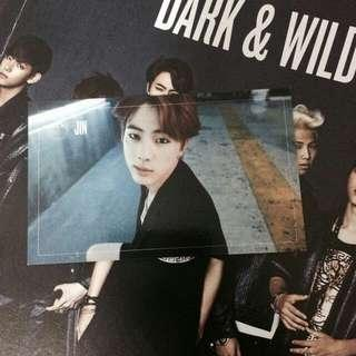 WTS JIN DARK AND WILD OFFICIAL PC