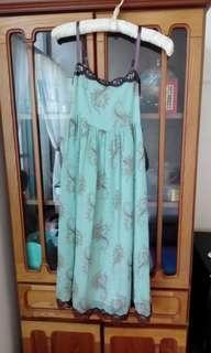🚚 洋裝 夏日公主風