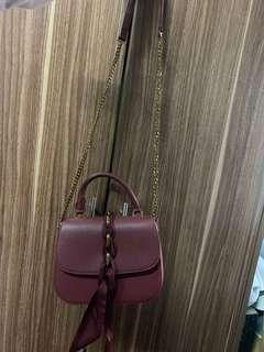 Authentic Charles Keith Sling Bag