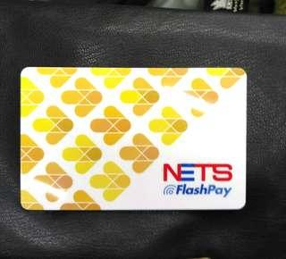 DEACTIVATED Nets Flashpay Card