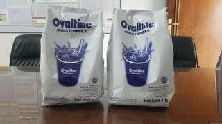Ovaltine swiss formula