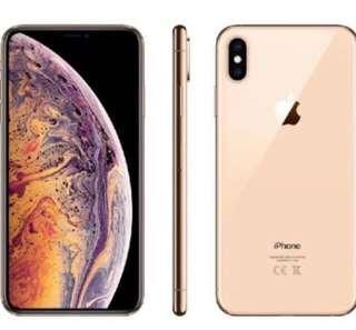 iPhone XS Max 256gb rose gold