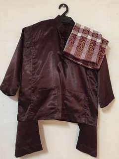 Zizan Razak Baju Melayu