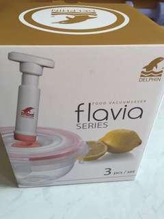 🚚 Food vacuumsaver box (3 pcs)
