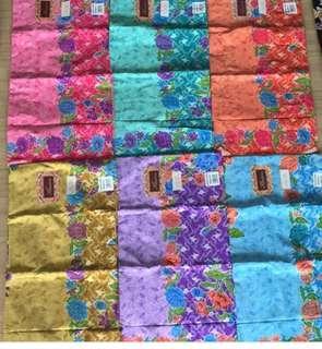 Kain batik pastel clearance