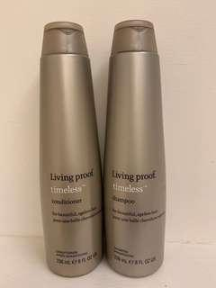 Living Proof Timeless Shampoo & Conditioner (包郵)