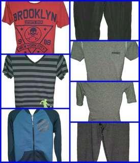 SIZE 12 BOYS CLOTHING BUNDLE