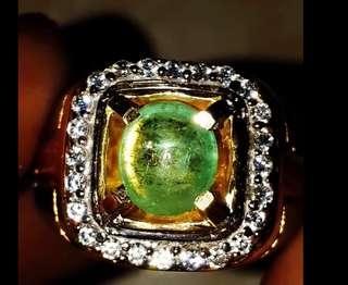 Emerald beryl/zambrut colombia