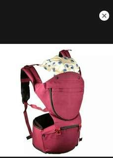Multifuctional Baby Carrier with hipseat#EndgameyourExcess