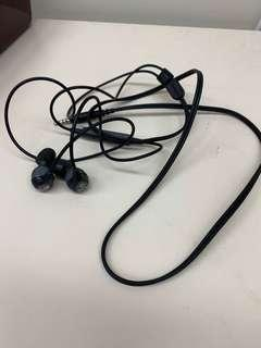 SHURE earphone SE115 with remote control 連原裝袋